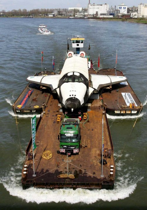 RealLife Rogue One How the Soviets Stole NASAs Shuttle