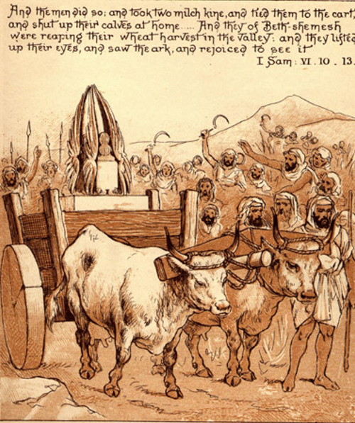 Field Of Joshua Of Beth Shemesh: The Christian Connection