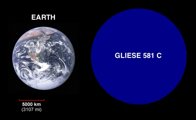 New Earth Found Gliese 581c Planet NASA Documentary  YouTube