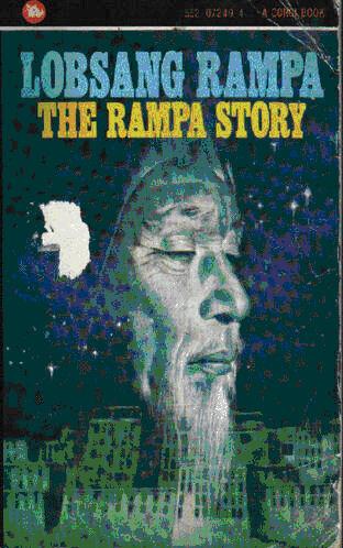 Lobsang Rampa: A Terceira Visão - eBook - WOOK