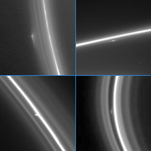Saturn Rings Close Up Hubble (page 3) - Pics about space